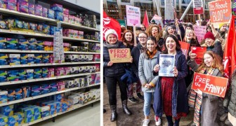 Schottland wird das erste Land sein, das Tampons und Binden kostenlos macht: eine Maßnahme zu Gunsten aller Frauen