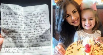In memory of her beloved lost child, a woman paid for a stranger's daughter's birthday cake