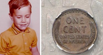 A boy finds a $200,000 USD coin and keeps it his whole life without ever discovering its true value