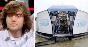 Cet entrepreneur a construit des barges fonctionnant à l'énergie solaire qui nettoient les rivières du plastique