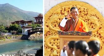 Per i 40 anni del re, il premier del Bhutan chiede a tutti di piantare un albero e adottare un cane randagio