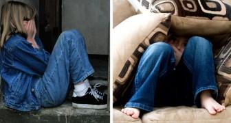 6 signaler som kan tyda på att barn lider av brist på omtanke