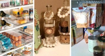 10 soluzioni ingegnose per far spazio in casa senza spendere una fortuna