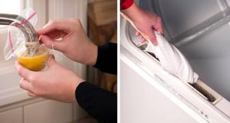 12 consigli utili per pulire facilmente gli strumenti di pulizia