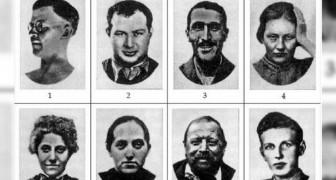 Volgens een oude psychologische test zou het kiezen van een van deze portretten verborgen eigenschappen over de persoonlijkheid kunnen onthullen