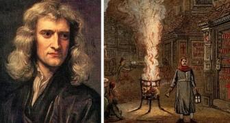 En 1666, la quarantaine de la peste a permis à Newton de découvrir la loi de la gravité et la nature de la lumière