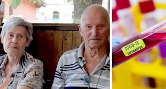 Depois de 60 anos de casamento, marido e mulher morrem a poucas horas de distância por causa do Coronavírus