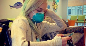 The mom of a daughter with cancer pleads people to stop buying preventive masks in bulk