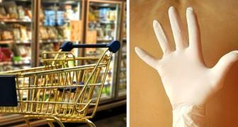 Coronavirus: 5 gouden regels om de kans op besmetting te beperken als je naar de supermarkt gaat