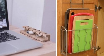 12 accessori e prodotti indispensabili per fare ordine in casa