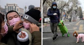 Es wird geschätzt, dass die Quarantänemaßnahmen in China den Tod von 77.000 Menschen aufgrund von Umweltverschmutzung verhindert haben