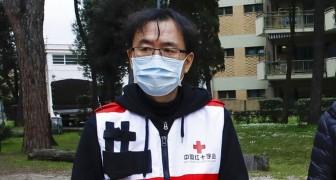 Coronavirus, il vicepresidente della Croce Rossa cinese rimprovera gli italiani: «Troppa gente in giro»