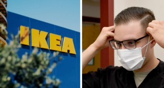 Coronavirus : dans l'entrepôt d'Ikea, on trouve 50 000 masques de protection inutilisés : ils ont tous été donnés à l'hôpital