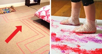 7 atividades para fazer em casa com as crianças, perfeitas para fazer com que se divirtam de modo criativo