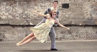 Un video semplicemente delizioso che ripercorre 100 anni di stile, musica e moda