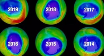 La couche d'ozone qui protège la Terre guérit : la confirmation d'une recherche scientifique