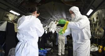 Engeland: de autoriteiten zijn van plan de burgers een thuisset te geven om te controleren of ze met Covid-19 besmet zijn