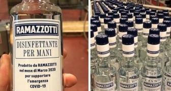 Coronavirus: la distilleria Ramazzotti produce disinfettante per le mani destinato alla comunità locale