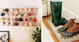 10 soluzioni ingegnose per trasformare l'aspetto di casa e dare un tocco di rifinitura in più