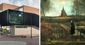 Das Museum ist wegen der Pandemie geschlossen: Vincent Van Goghs Frühlingsgarten wurde in der Nacht gestohlen