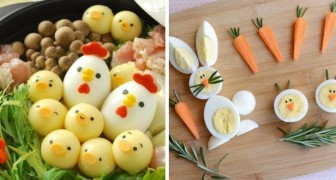 13 proposte irresistibili per presentare gli antipasti di Pasqua in modo simpatico e creativo