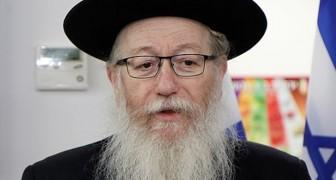 Positivo il ministro israeliano Litzman, che aveva definito il covid un castigo divino per l'omosessualità