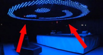 Amazing LED room at Smack Nightclub....I can't stop watching this !