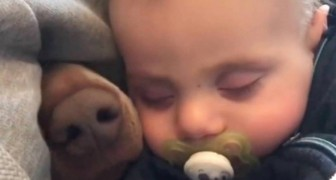 Dessa söta bilder beskriver den djupa relationen mellan barn och deras husdjur