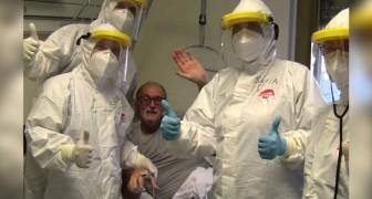 Un paziente affetto da Covid-19 entra in coma a Bergamo e si risveglia a Palermo: al sud mi hanno resuscitato