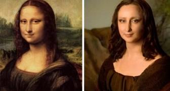16 peintures célèbres que les gens du monde entier ont recréées chez eux