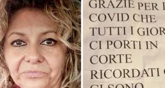 Ci porti il Covid in casa: il messaggio carico di odio e paura dei vicini nei confronti di un'infermiera di Lucca