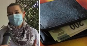Trova un portafogli con 3.600 euro e lo riconsegna ai carabinieri: il senso civico di una signora di Modena
