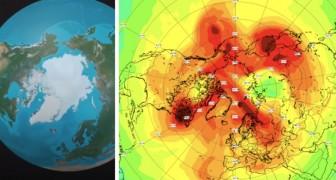 Le trou d'ozone de l'Arctique s'est refermé : c'était le plus grand détecté au pôle Nord