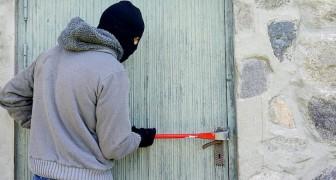 Frankrike: tre tjuvar glömmer sina självintyg på brottsplatsen och identifieras genast