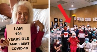Batte il Coronavirus a 101 anni: l'anziana donna è sopravvissuta a ben due pandemie nel corso della sua vita