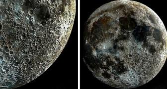Un photographe parvient à prendre l'une des photos les plus nettes de la Lune, en associant les différentes phases en une seule photo