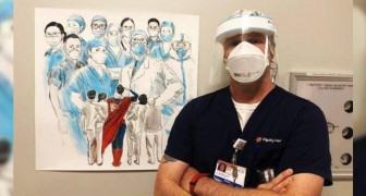 Un donateur anonyme donne un million de dollars à un hôpital, à diviser par chaque employé