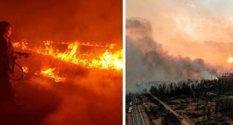 Il 2020 non si placa: in Siberia gli incendi sono già divampati e sono molto più estesi rispetto al 2019