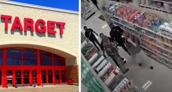 Un agent de sécurité d'un supermarché est attaqué par deux clients qui ont refusé de porter un masque