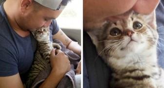 20 Haustiere, die auf einen Blick die Herzen ihrer Besitzer zum Schmelzen brachten