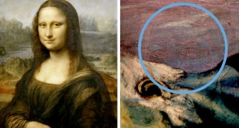 5 in berühmten Meisterwerken der Malerei verborgene Details, die nicht jeder beachtet