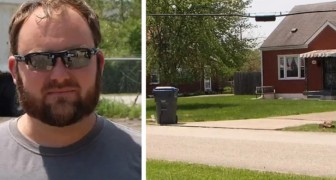 Garbage man saves the life of an elderly woman after realizing she hadn't taken her trash out for 2 weeks