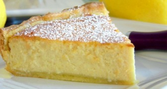 Ricotta cake: how to prepare it at home with only 3 ingredients and without using flour