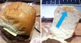 14 Fotos von trügerischen Lebensmitteln, die bei den Menschen Bitterkeit im Mund hinterlassen haben