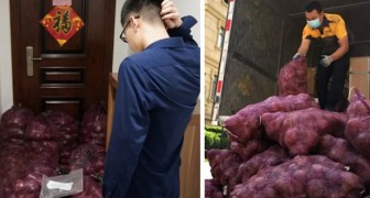 Envia 1.000 kg de cebola ao ex-namorado como punição: Chorei por 3 dias, agora é a sua vez