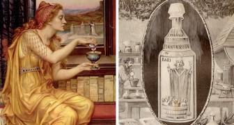 Giulia Tofana, die Frau, die unglücklichen Ehefrauen half, ihre Ehemänner loszuwerden, indem sie Arsen in Kosmetika verkaufte
