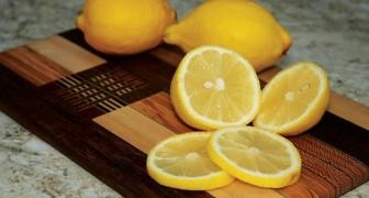 Citron är oersättlig i hemmet, den är utmärkt som fönsterputs och gör även tvätten mjuk