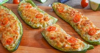 Courgettes farcies : la recette simple pour préparer ce classique léger mais savoureux