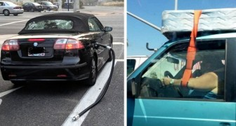 15 foto di automobilisti indisciplinati a cui andrebbe ritirata la patente all'istante