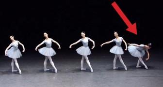 La ballerina ha la memoria corta: ecco come un balletto può diventare esilarante